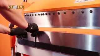 видео Кромкогибочный станок - виды и особенности оборудования