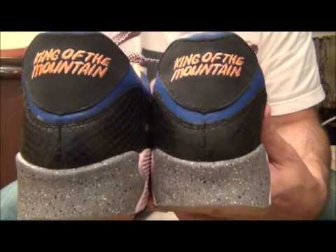unboxing unpacking NIKE Air Max 90 Premium King of the Mountain code 315728 611