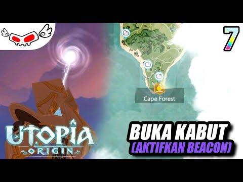 Buka Kabut Aktifin Beacon | Utopia Origin Indonesia #7