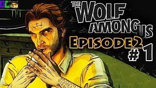 The Wolf Among Us Episode 2 Part 1 - Gameplay Smoke & Mirrors Walkthrough TWAU