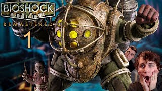 BioShock Remastered Gameplay Part 1