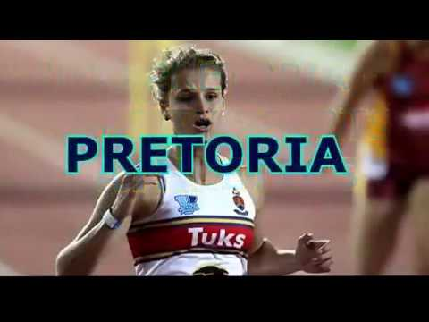 VARSITY SPORTS ATHLETICS - TUKS PRETORIA 2013