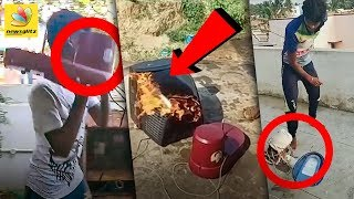 Vijay fans burstout | Freebies Sarkar Issue