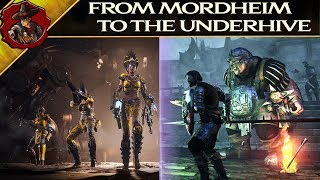 From Mordheim To Necromunda - What will Rogue Factor Change?