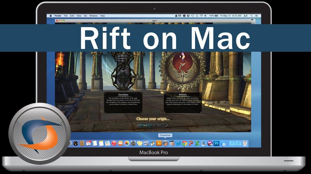how to run rift in 64-bit
