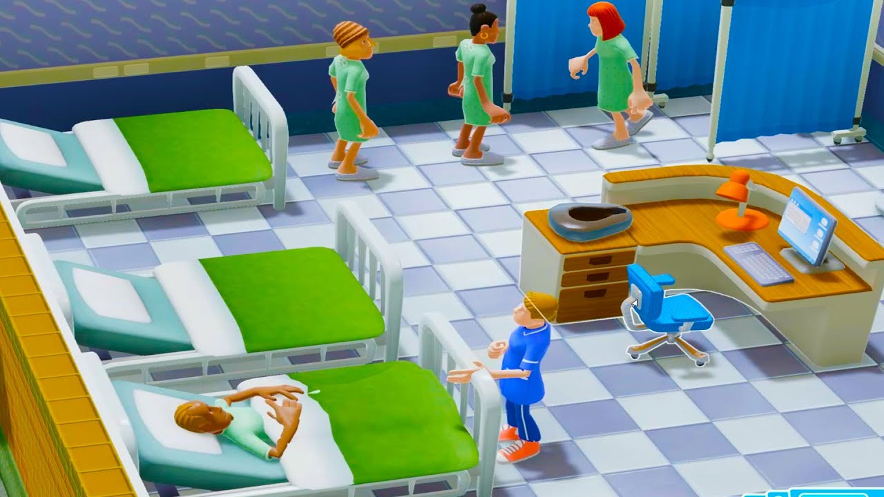 Download Someone Gets Fired  ( Hospital Builder Game )