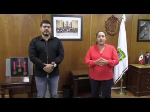 Mensaje del Lic. Zenyazen Escobar García y la Mtra. Maritza Ramírez Aguilar 6 ago. 2020