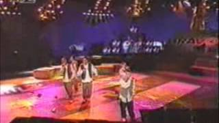1996 Backstreet boys-Bravo super show I