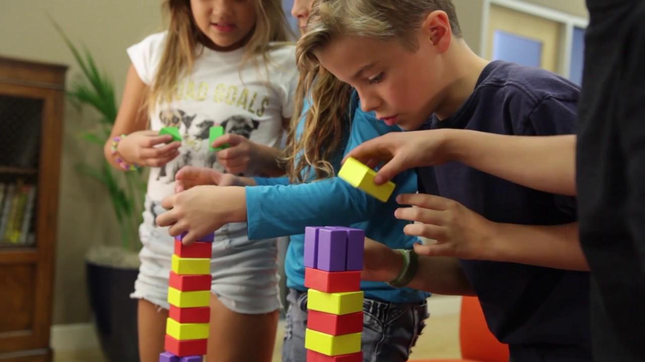 Blocks Rock! Educational 3D App Game for Kids