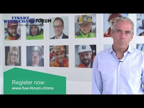 Finanz und Wirtschaft Forum «Mergers & Acquisitions» – Interview Anton Affentranger