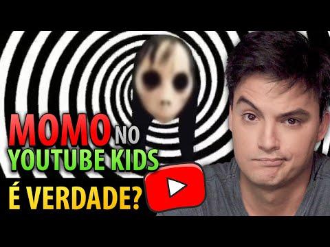 PÂNICO no Youtube Kids: PAIS DESESPERADOS COM A MOMO. É verdade?