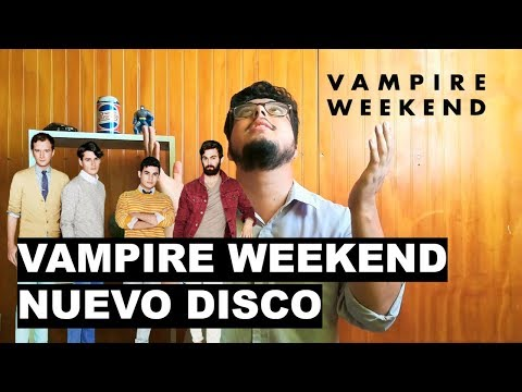 VAMPIRE WEEKEND • NUEVO DISCO • INFO Mp3
