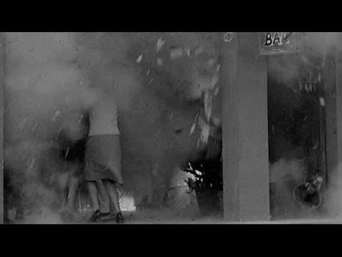 The Battle of Algiers - Two Bombings