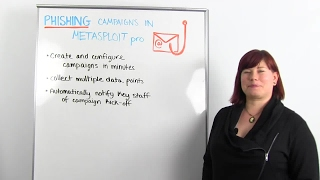 Phishing Campaigns in Metasploit Pro