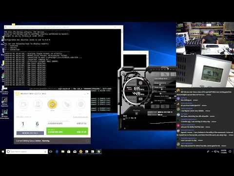 VLOG #80 One of the best Mining GPU of 2018? MSI 1070 Ti Titanium 8GB ETH / ZEC and more!