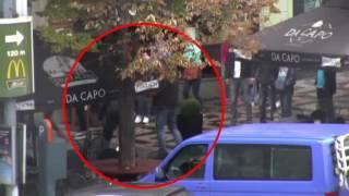 MPP: Agresivní muž napadl v centru Prahy kolemjdoucí a poté i strážníka