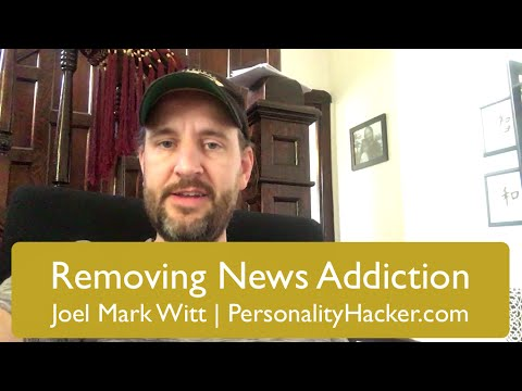 Removing News Addiction (30 Day Challenge)
