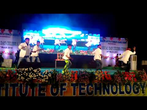 srimanthudu Rama Rama song performance at A.I.T.S Rajampet