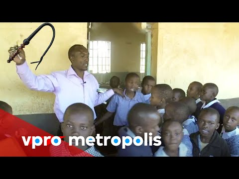 Teacher with a whip in Kenya - vpro Metropolis
