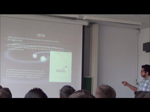 GW150914 : la première détection directe d'ondes gravitationnelles (Térence Delsate)