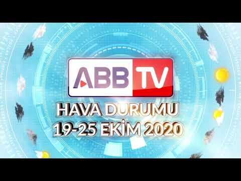 ANKARA HAFTALIK HAVA DURUMU - 19/25 EKİM 2020