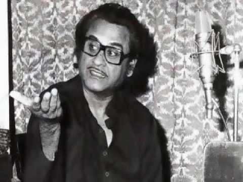 Tera Chehra Mujhe Gulaab Lage (Kishore Kumar; Aapas Ki Baat)