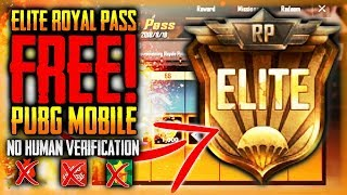 How To Get Elite Royal Pass For Free In PUBG Mobile - Free UC In PUBG Mobile (No Cash For Apps)