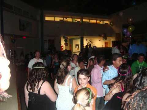Mcneel Middle School 8th Grade Dance 2010