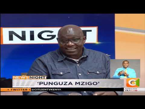| NEWSNIGHT | 'Punguza mzigo'Ekuru Aukot's referendum bid [ Part 2 ]