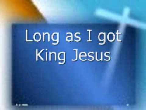 Vicki Winans - As long as I got king Jesus
