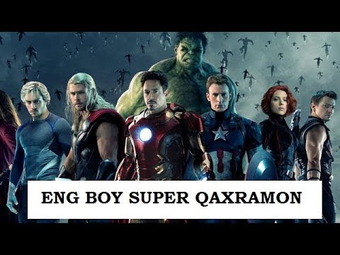 ENG BOY SUPER QAXRAMON KIM ???