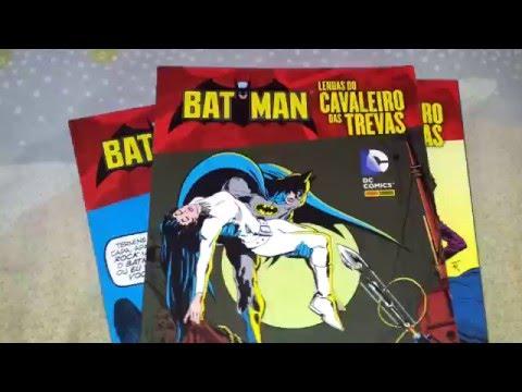 BATMAN - LENDAS DO CAVALEIRO DAS TREVAS - JIM APARO (BREVE COMENTÁRIO)