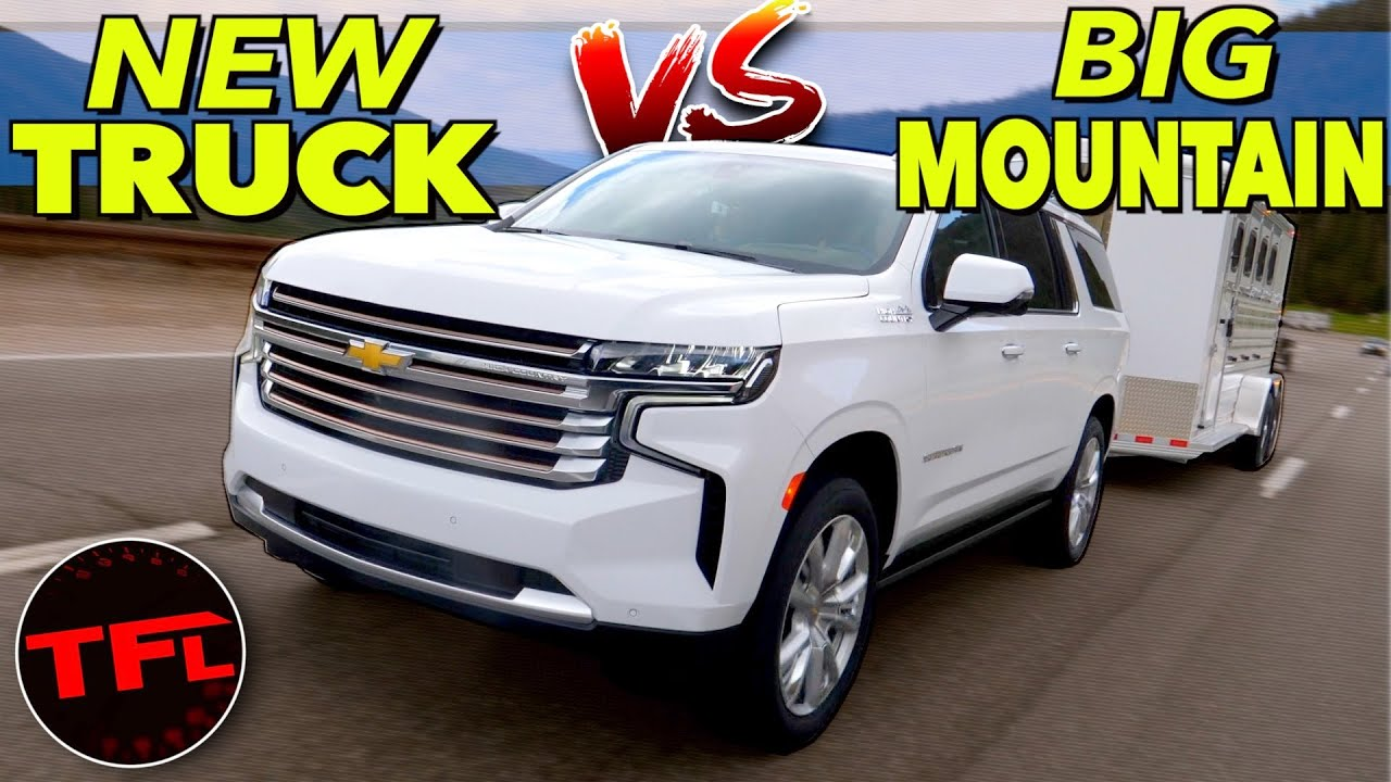 Can the More Plush 2021 Chevy Suburban Still Tow Like a Truck? I Find Out on the Ike Gauntlet