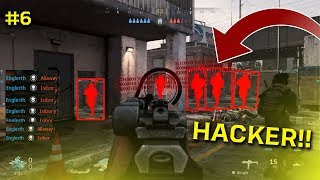 Modern Warfare AIMBOT exposed.. (FUNNY FAILS and WTF MOMENTS! PT6)