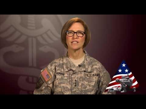 Army Nurse Corps Anniversary 02 Feb 2014