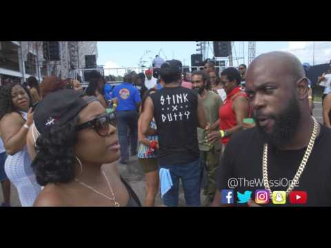 #LOL30 Exclusive: Giselle The Wassi One speaks with Machel Montano, Bunji Garlin, and Fay Ann Lyons