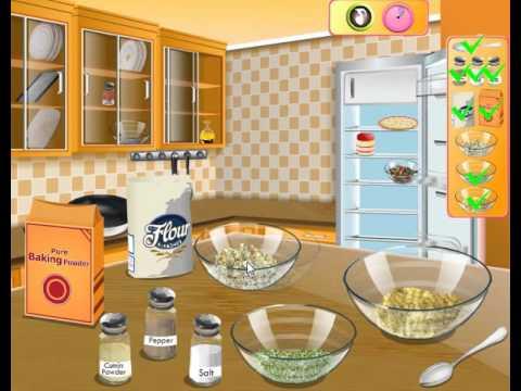 Игра Готовим еду: Новые рецепты
