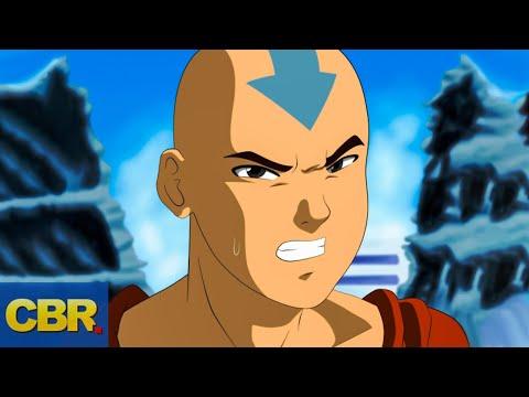 Avatar: What if Aang Never Ran Away?