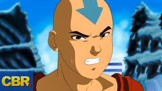 Avatar: What if Aang Never Ran Away?
