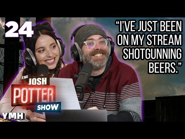 Fully Rogue w/ Sara Weinshenk (EP 24) | The Josh Potter Show