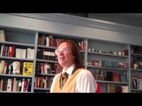 Ronald Hutton at the Idler Academy: How the Puritans Ruined Our Fun