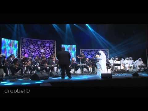 الأستاذ سعد في مُداعبةٍ ساحرة وفريدة على آلة الكمان - صيفي ثقافي 2013