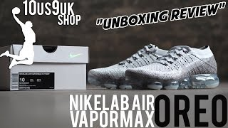 f0909d11775  Unboxing review  NikeLab Air VaporMax flyknit