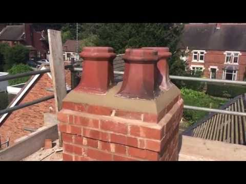 How to rebuild a chimney part 2
