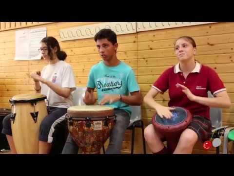 Cursos de verano 2018: Urban Percussion