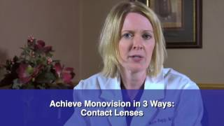 Dr. Beth Repp - Monovision Can Eliminate Your Need for Glasses, FY Eye Video