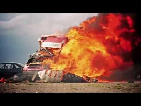 Ice Cream Van Explosion (Commercial)