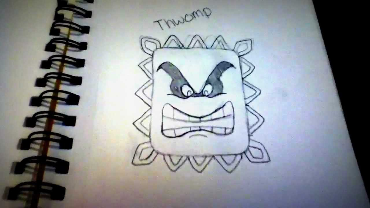 drawings of mario bros characters youtube
