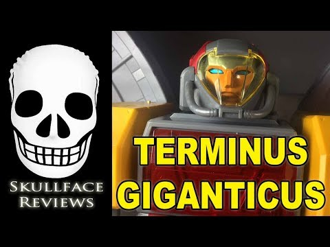 Transformers 3rd Party Fanstoys Terminus Giganticus (Omega Supreme)