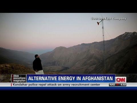 CNN: Alternative energy for Afghanistan